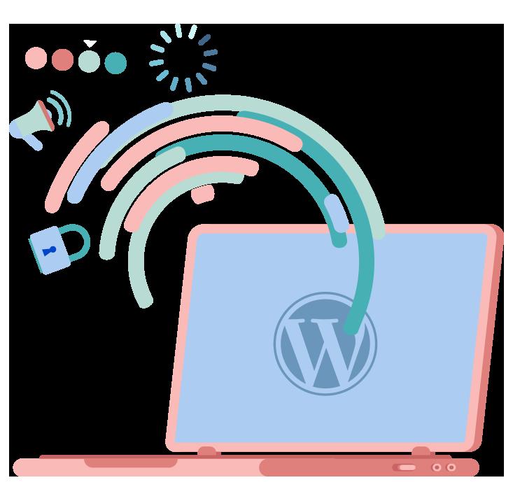 Desarrollo WordPress Barcelona