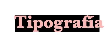 baskerville tipografia ejemplo