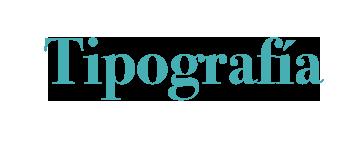 bodoni tipografia ejemplo