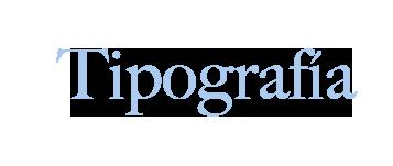 Caslon  tipografia ejemplo